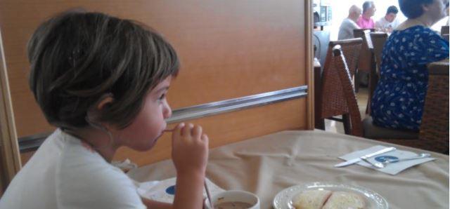 Cuando un niño se da cuenta de que tiene pérdida auditiva
